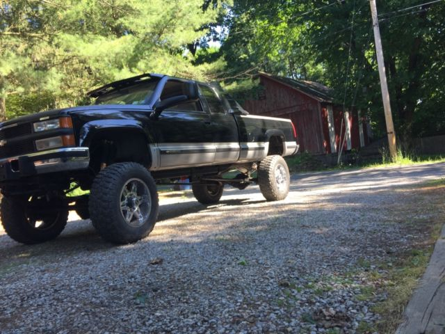 Classic Cars For Sale Cheap >> 1994 Chevy K2500 5.9 12 Valve Cummins Swap. NV4500 Manual Trans Cheap. Must sell for sale in ...