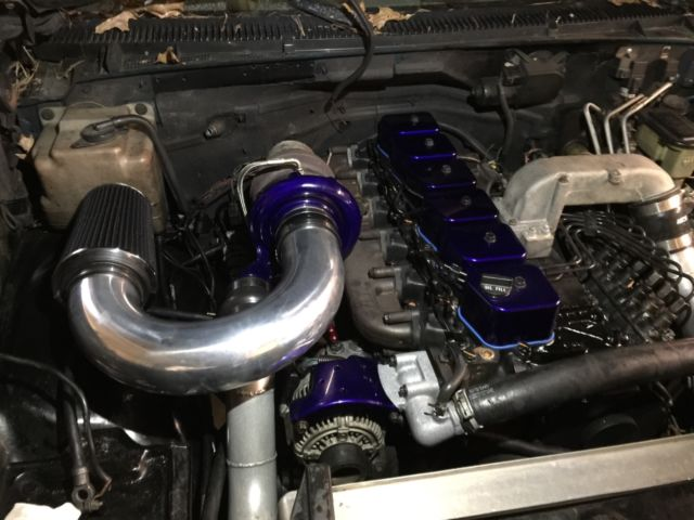 1994 Chevy K2500 5 9 12 Valve Cummins Swap Nv4500 Manual