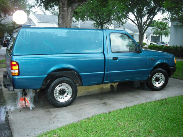 1994 ford ranger xlt 2 3cyl 5 spd with topper air for Ford ranger motor oil type