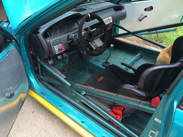 1994 honda civic eg hatch race car for sale in simpsonville south carolina united states. Black Bedroom Furniture Sets. Home Design Ideas