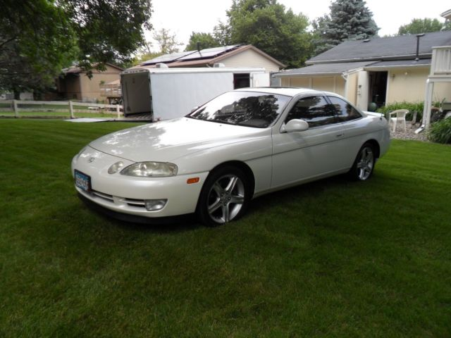 1994 lexus sc400 coupe for sale in eden prairie minnesota. Black Bedroom Furniture Sets. Home Design Ideas