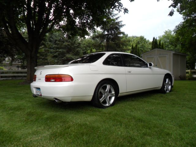 service manual  how to remove 1994 lexus sc exterior
