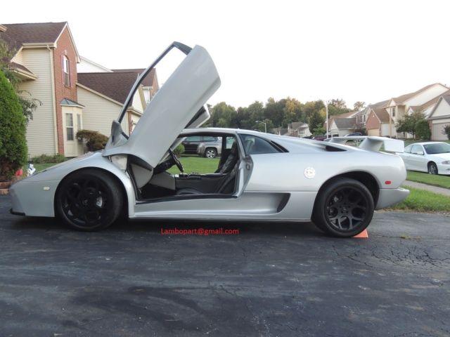 2001 Lamborghini Diablo 6 0 Replica For Sale In Reynoldsburg Ohio