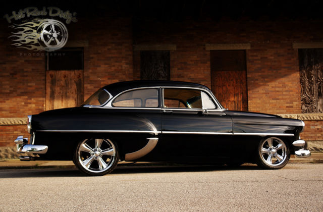 53 54 55 56 57 Chevy Bel Air Hotrod Hot Rat Street Rod Pro