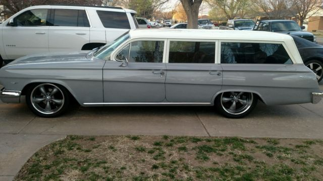 62 chevy biscayne wagon for sale in liberal kansas. Black Bedroom Furniture Sets. Home Design Ideas