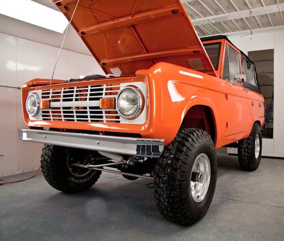 66 To 77 Bronco For Sale | Autos Post