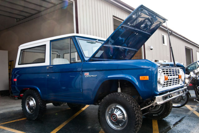 66 77 early ford bronco for sale in joliet illinois united states. Black Bedroom Furniture Sets. Home Design Ideas