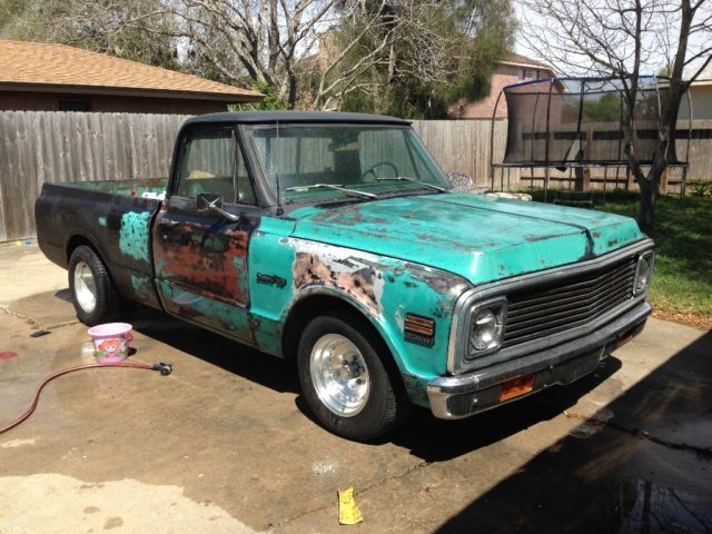 71 chevy c10 chevrolet custom 10 truck for sale in portland texas united states. Black Bedroom Furniture Sets. Home Design Ideas