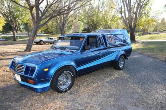 77 datsun 620 truck custom for sale in Simi Valley ...