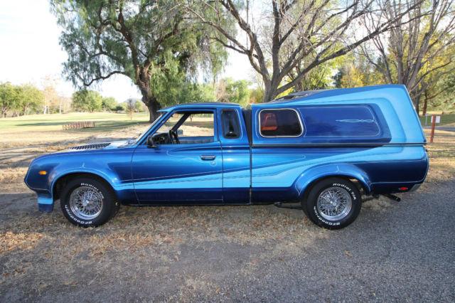 77 Datsun 620 Truck Custom For Sale In Simi Valley