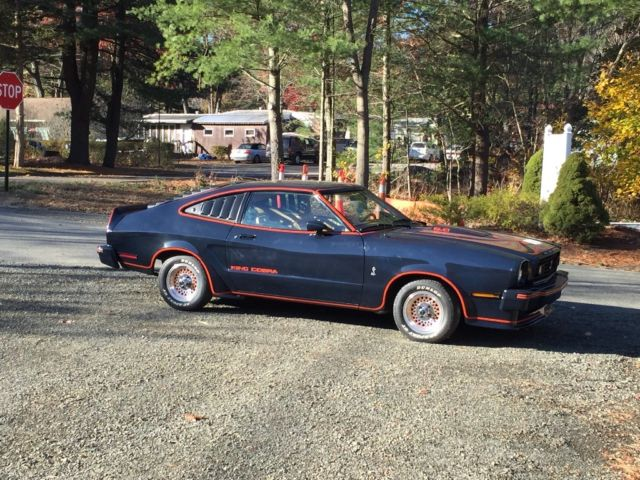 78 King Cobra Mustang For Sale