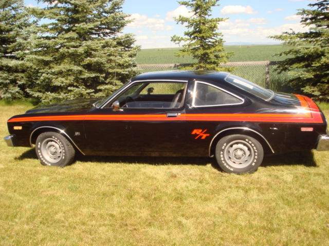 Black Dodge Aspen Rt on 1976 Dodge Power Wagon