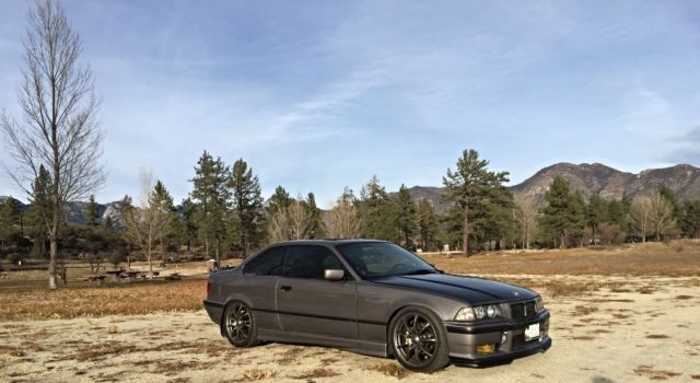 BMW 318is supercharged e36 m3 upgrades for sale in San Diego
