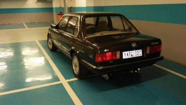 Classic Cars For Sale In Greece: BMW E30 318i 1986 For Sale In Athens, Greece