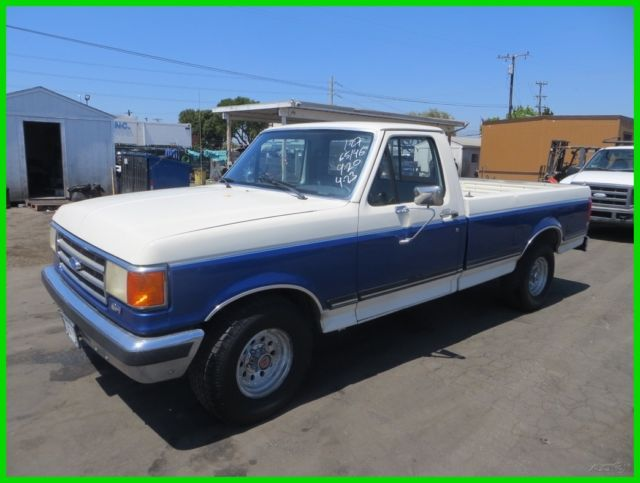 used 4 9l i6 12v automatic pickup truck no reserve for sale in anaheim
