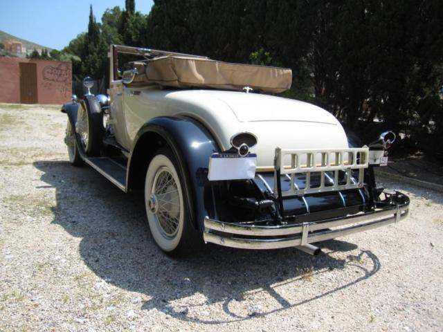 CADILLAC LASALLE 1929 CONVERTIBLE for sale in Valencia, Spain