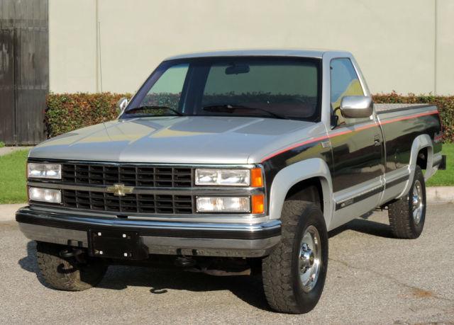California Original, Chevy Silverado Turbo Diesel 4x4 3/4 Ton, 100% Rust Free,A+ for sale in Los ...