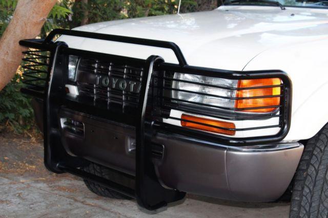 California Toyota Land Cruiser FJ80, 140k Orig Miles, 100% Rust Free