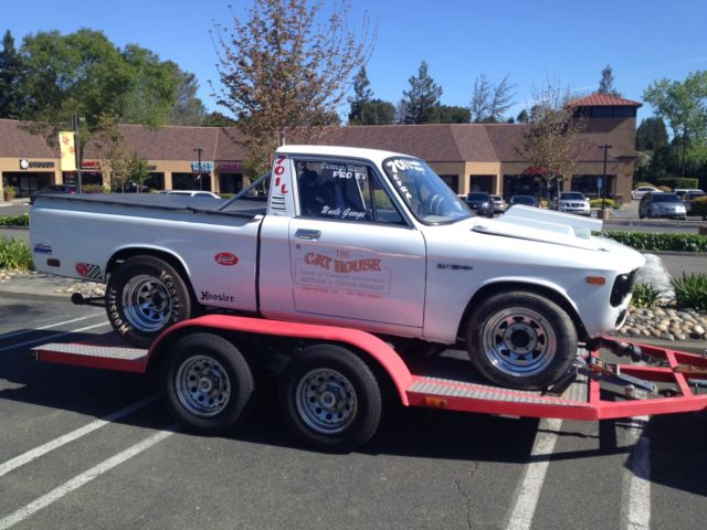 chevy luv pro stock drag truck for sale in santa rosa california united states. Black Bedroom Furniture Sets. Home Design Ideas