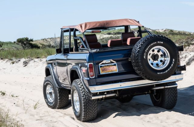 classic ford bronco for sale in long island new york united states. Black Bedroom Furniture Sets. Home Design Ideas