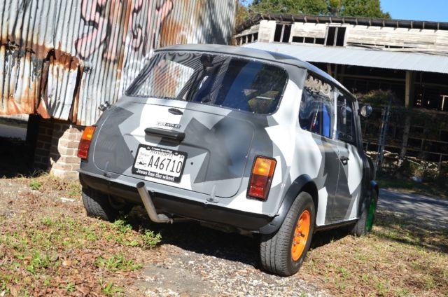 Classic Mini Cooper 1275 Gt Clubman For Sale In Gulfport