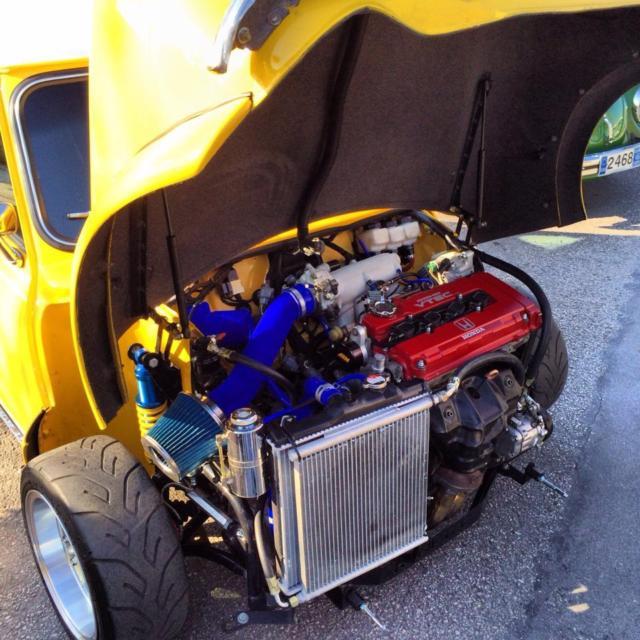 Classic Mini Cooper With B18 Vtec Engine For Sale In Athens Attica