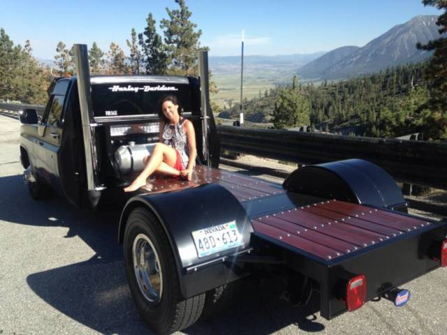 custom chevy ratrod rat rod dually flatbed w 454 400 auto for sale in reno nevada united. Black Bedroom Furniture Sets. Home Design Ideas