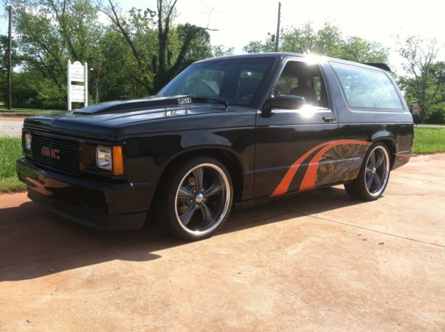 Custom Ls Powered S10 Blazer For Sale In Molena Georgia