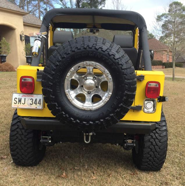 """Custom Rebuilt Jeep CJ7 Laredo """"Show Quality"""" For Sale In"""