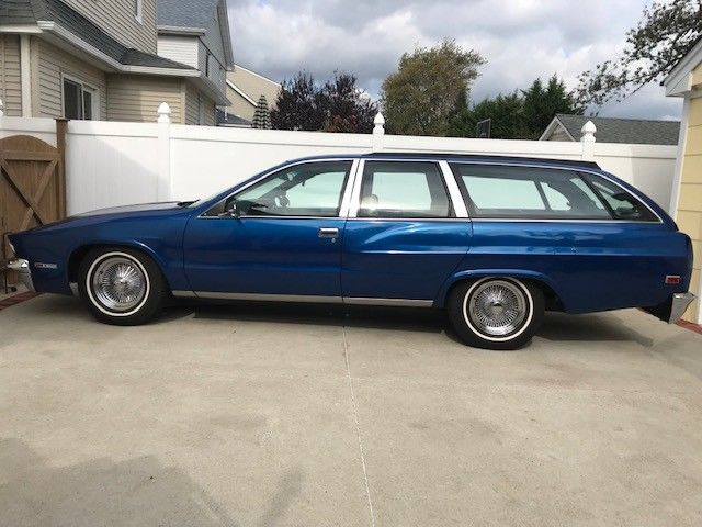 Customized 1991 Chevrolet Caprice Station Wagon Classic Collector