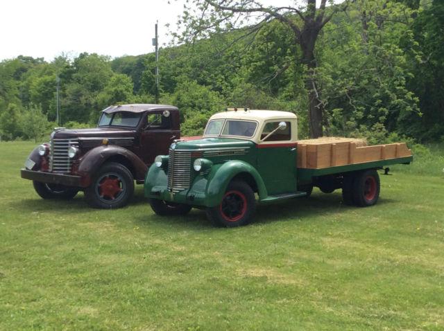1936 Diamond T Truck 72536   ENEWS