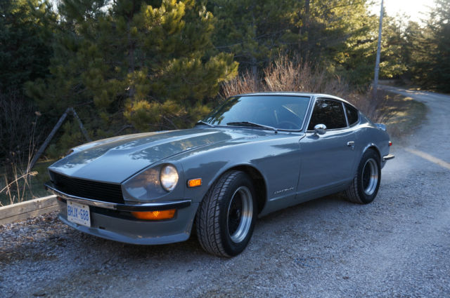 Early series one 1970 Datsun 240Z, built March/70 for sale ...