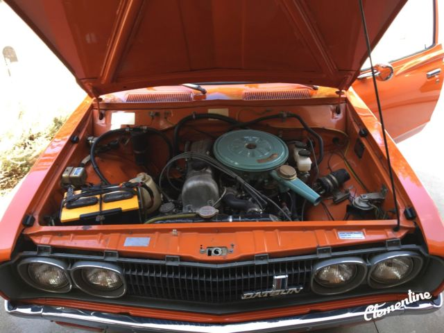 Extremely Clean 1974 Datsun 620 Shortbed Truck For Sale In