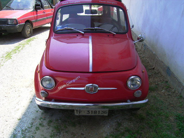 fiat 500 giardiniera station wagon in good order with full length sun roof for sale in. Black Bedroom Furniture Sets. Home Design Ideas
