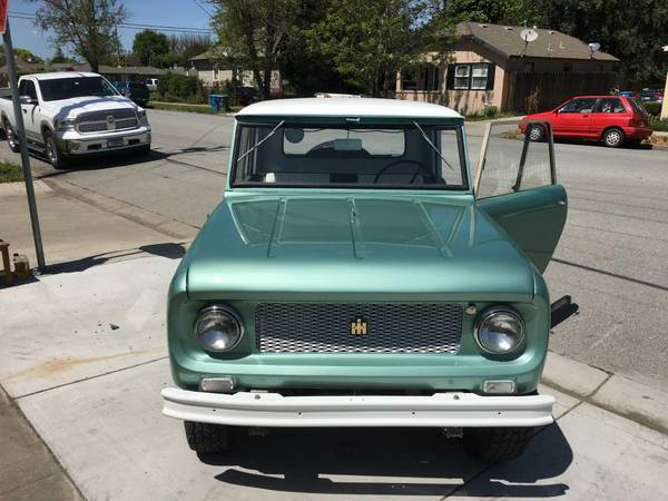 International Scout 80, jeep, bronco, SUV, 4x4 for sale in