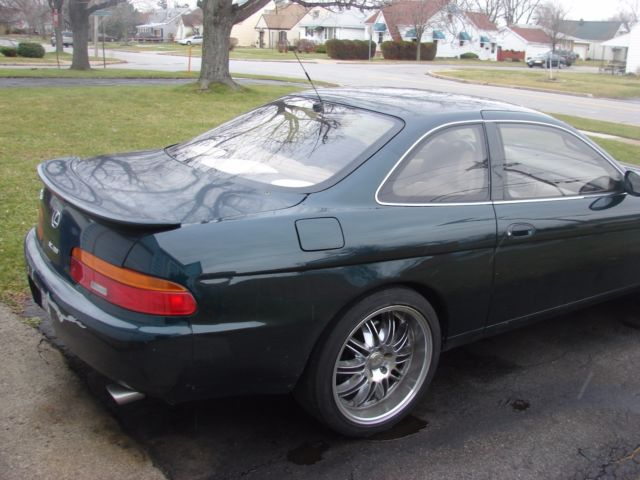 Lexus Sc Custom Staggered Wheels Custom Leather Seats Custom Radio Nr