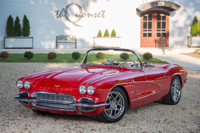 LS1 Powered 1961 Corvette Restomod The Best of all