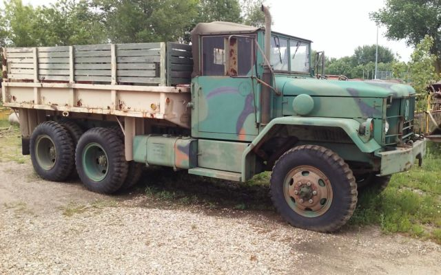 M35A2 Deuce & a half for sale in Mishawaka, Indiana, United States
