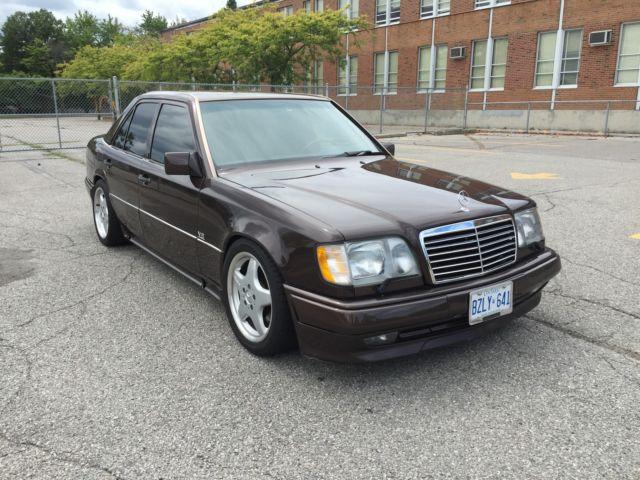 Mercedes benz e420 amg v8 very rare amazing condition for Mercedes benz e320 transmission problems