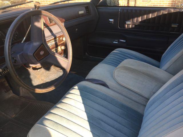 Monte Carlo, Camaro, Chevelle, Buick, G body, Cadillac for