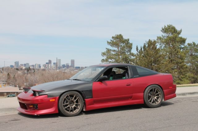 Nissan 240SX (S13) SR20 Swapped - Hatchback for sale in Englewood