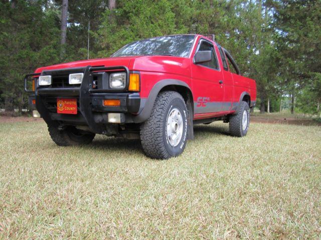 Nissan South Morrow >> Nissan D21 Hardbody 4x4 for sale in Brooks, Georgia