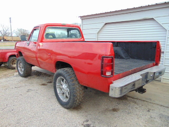 no reserve 1989 dodge 1st gen power ram w250 cummins diesel nv4500 5 speed 4x4 for sale in. Black Bedroom Furniture Sets. Home Design Ideas