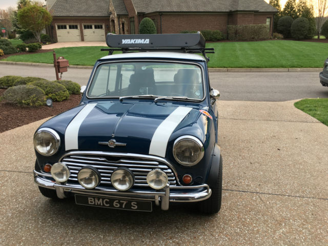 Original Classic Mini Cooper S Mk1 For Sale In Knoxville