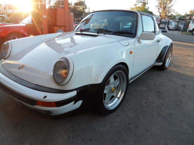 porsche 911 targa factory wide body for sale in st marys. Black Bedroom Furniture Sets. Home Design Ideas