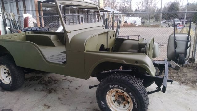 Rare Jeep Cj 6 1967 For Sale In Longmont Colorado United