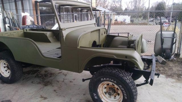 Rare Jeep Cj 6 1967 For Sale In Longmont Colorado United States
