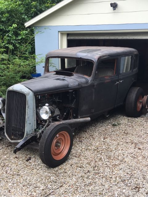 Rat rod 1933 reo flying cloud for sale in Cape Coral