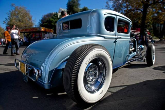 Rod and Custom Cover Car! 1931 Ford Model A \