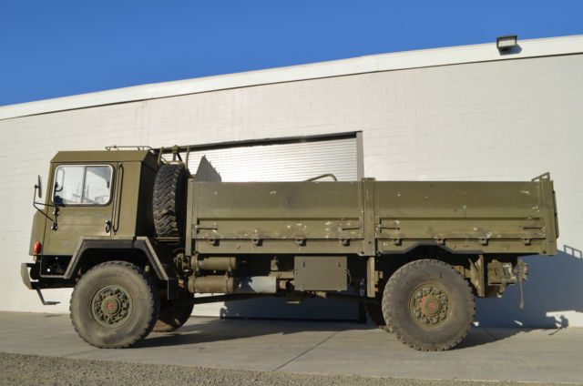 Saurer 6DM - Swiss Military Surplus - Winch - Excellent Condition